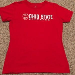 Nike Ohio State Women's T-shirt